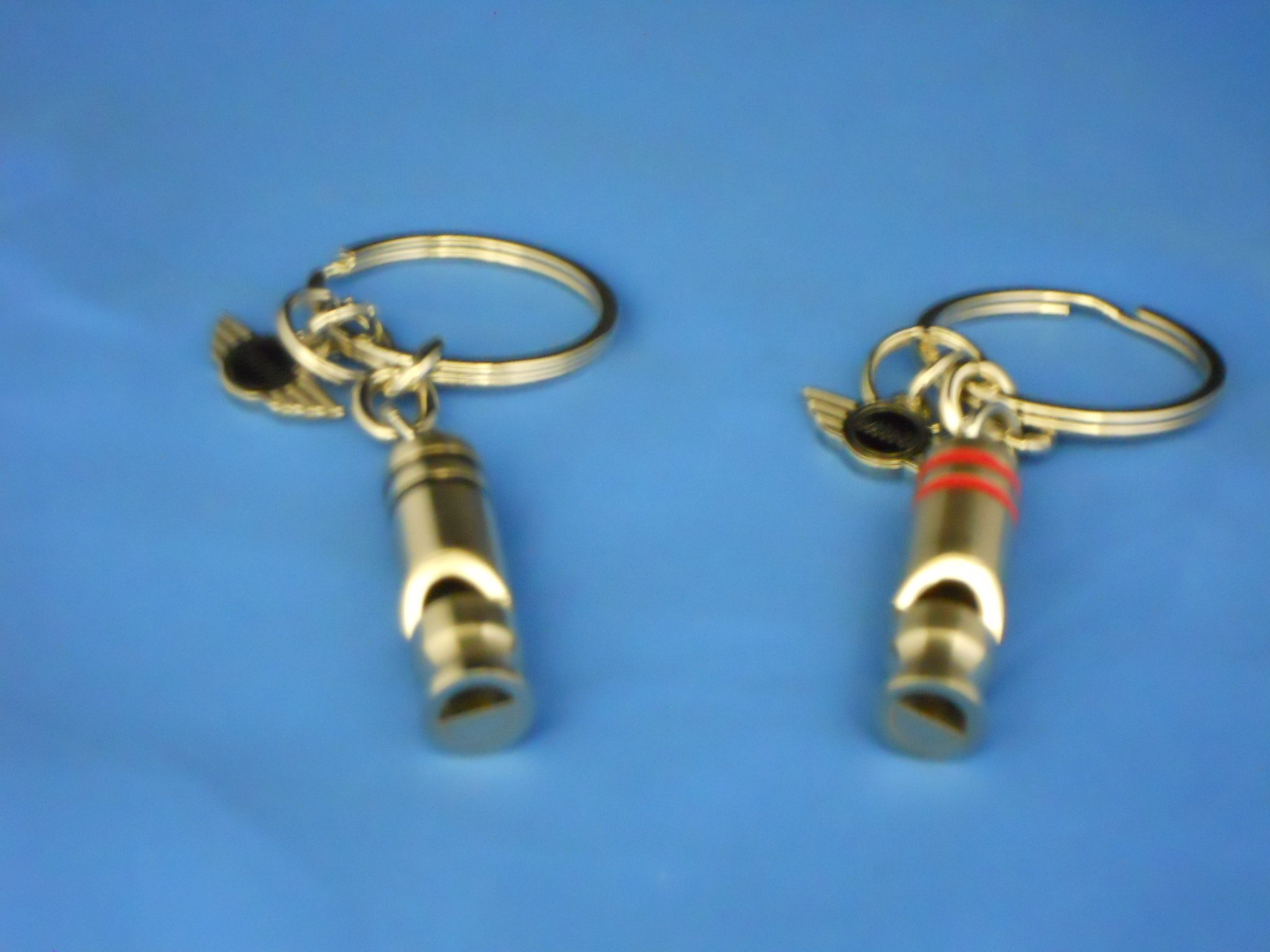 Mini Cooper Metal Wire Cable Keychain with Box
