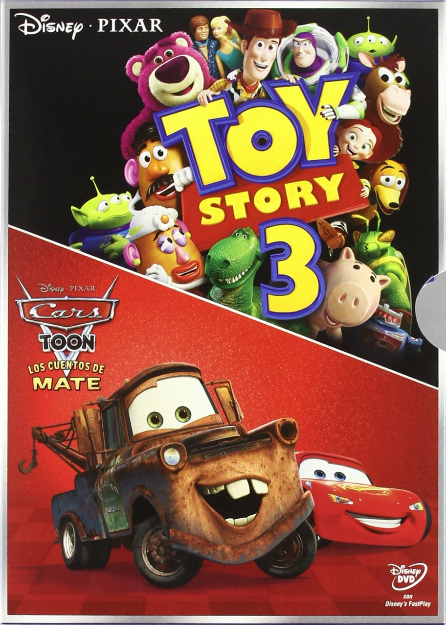 Pack Toy Story 3 + Cars Toon: Los Cuentos De Mate DVD: Amazon.es: Varios: Cine y Series TV