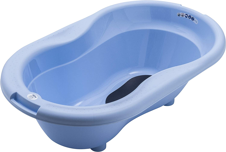 Rotho 200010235 ba/ñera para beb/és ba/ñeras para beb/és Azul, Polipropileno