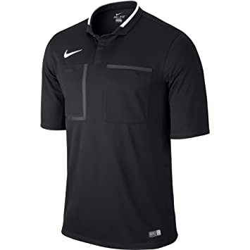 Ts Courtes Ss Nike Jersey Shirt T Referee Kit Manches Arbitre 4jARq35L