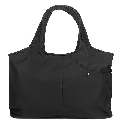 dee2982afd94 ZORESS Women Fashion Large Tote Shoulder Handbag Waterproof Tote Bag  Multi-function Nylon Travel Shoulder