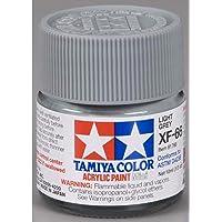 TAMIYA AMERICA 81766 XF66 Mini Acrylic Paint, Light Gray, 1/3 oz