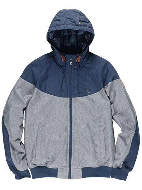 Element Dulcey Trail Jacket Grey Heather  Amazon.it  Sport e tempo ... d1899a5a87b