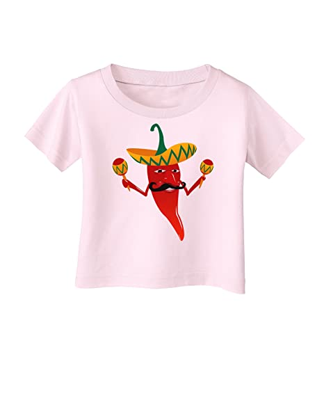 Amazon.com: TooLoud Red Hot Mexican Chili Pepper - Camiseta ...