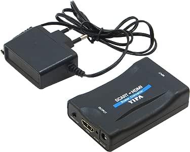 Conversor de vídeo de euroconector a HDMI, para