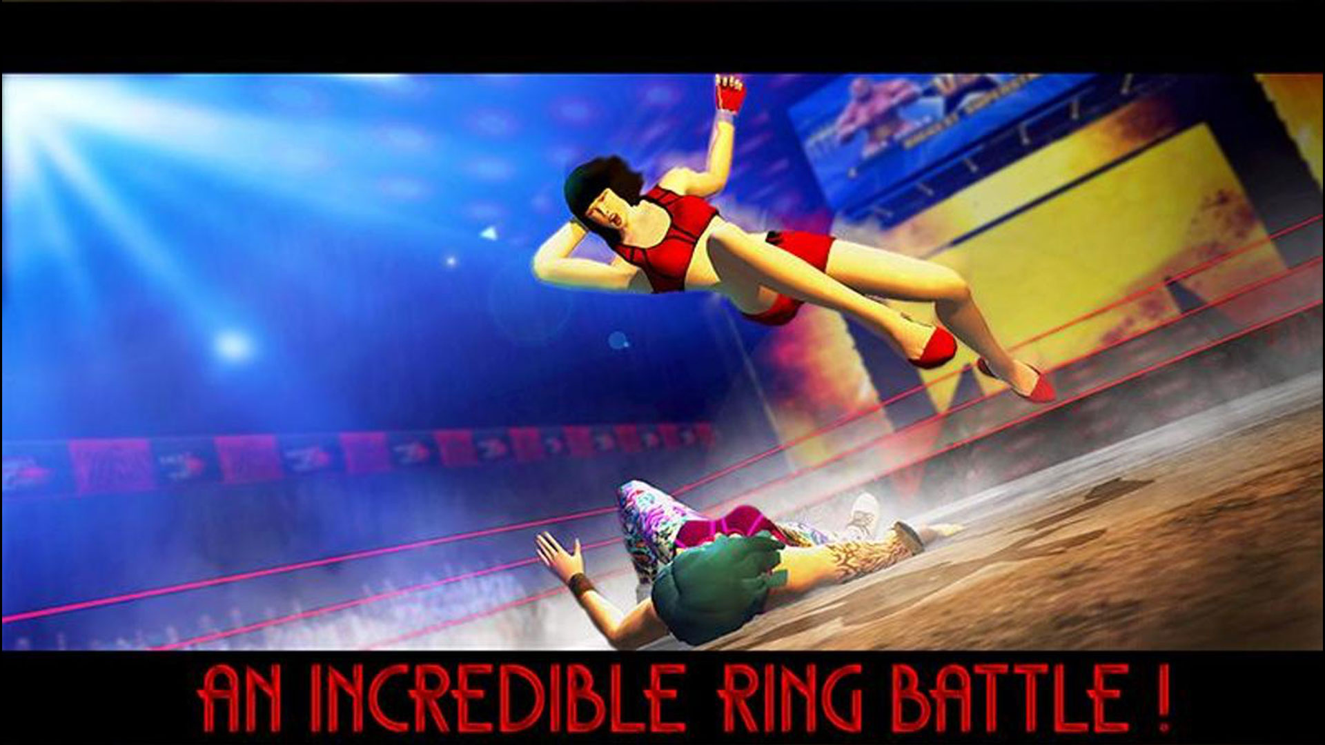 Ring wrestling women fighter battle: Amazon.es: Appstore ...
