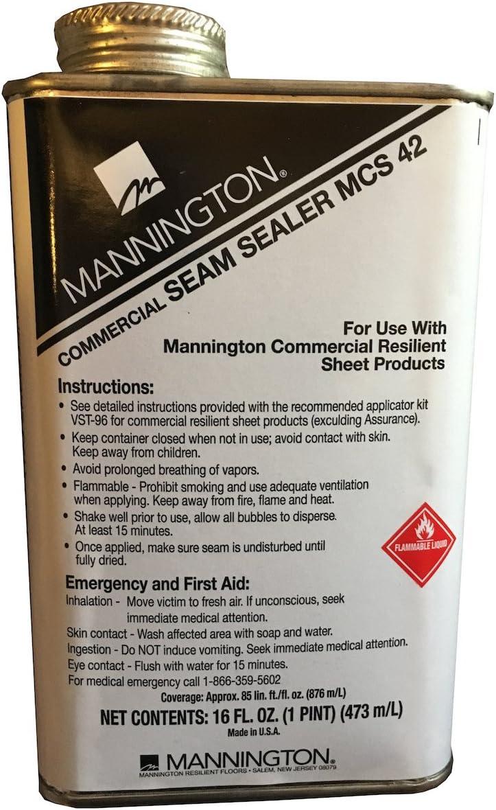 Mannington Commercial Seam Sealer Mcs 42 1 Pint Amazon Com