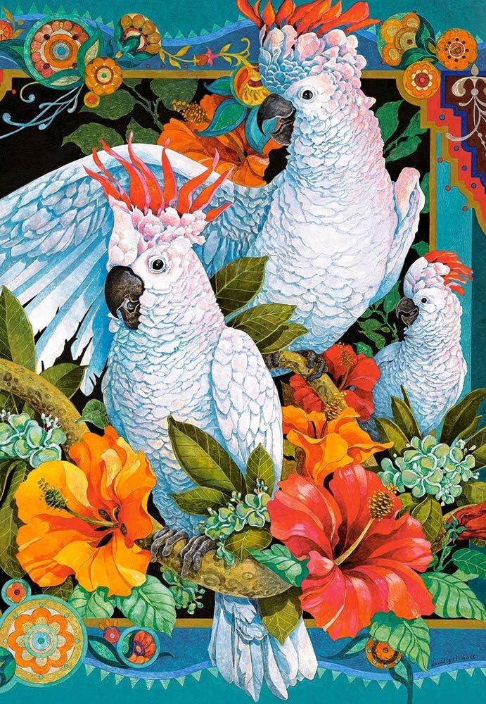 bunt Castorland C-151714-2 Tropical Trio 1500 Teile Puzzle