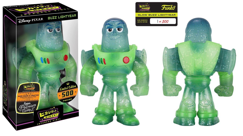 Toy Story Sofubi Vinyl Action Figure Buzz Lightyear (Glow) 19 cm Funko Figures