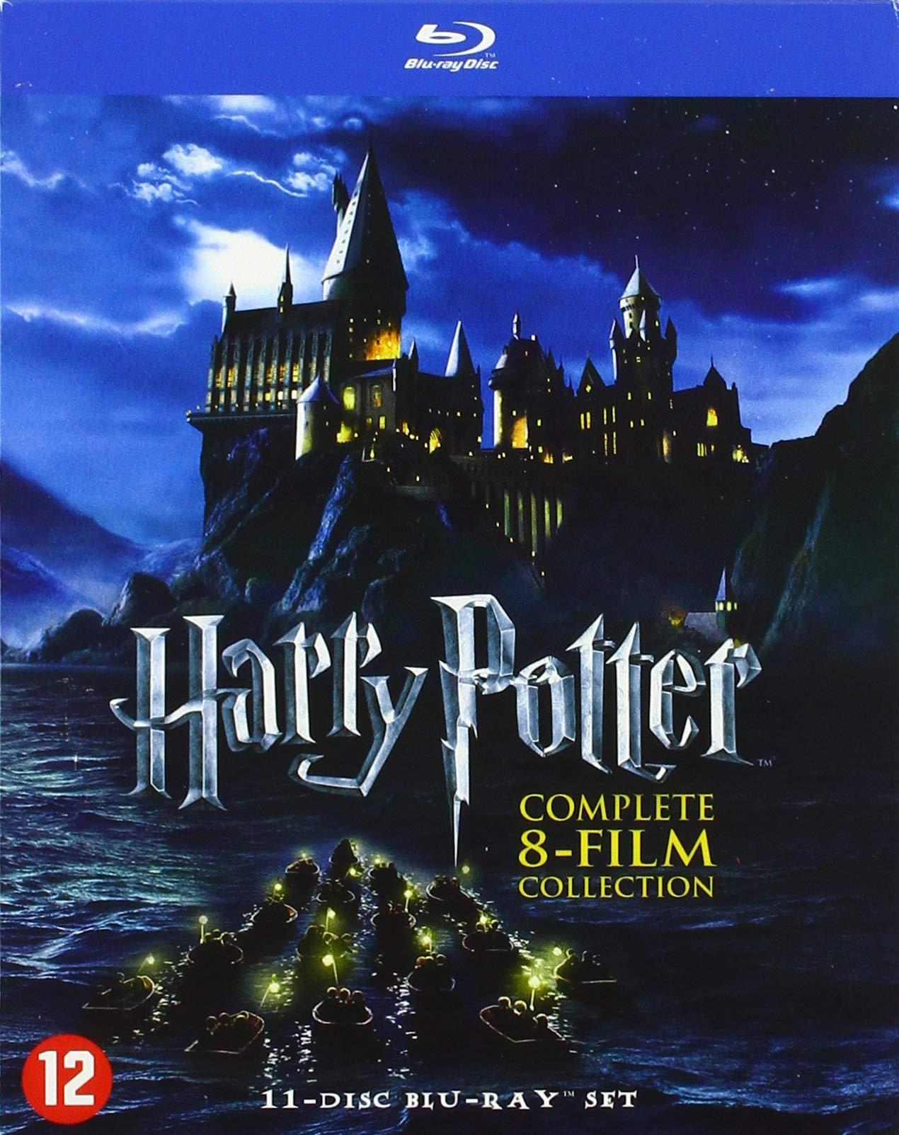 HARRY POTTER 1-7.2 COLLECTION (SBD): Amazon.es: Libros en idiomas extranjeros