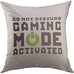 Amazon.com: Mugod Decorative Throw Pillow Cover for Couch ...