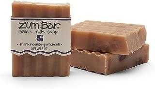 product image for Zum Bar Goat's Milk Soap - Frankincense-Patchouli - 3 oz (3 Pack)