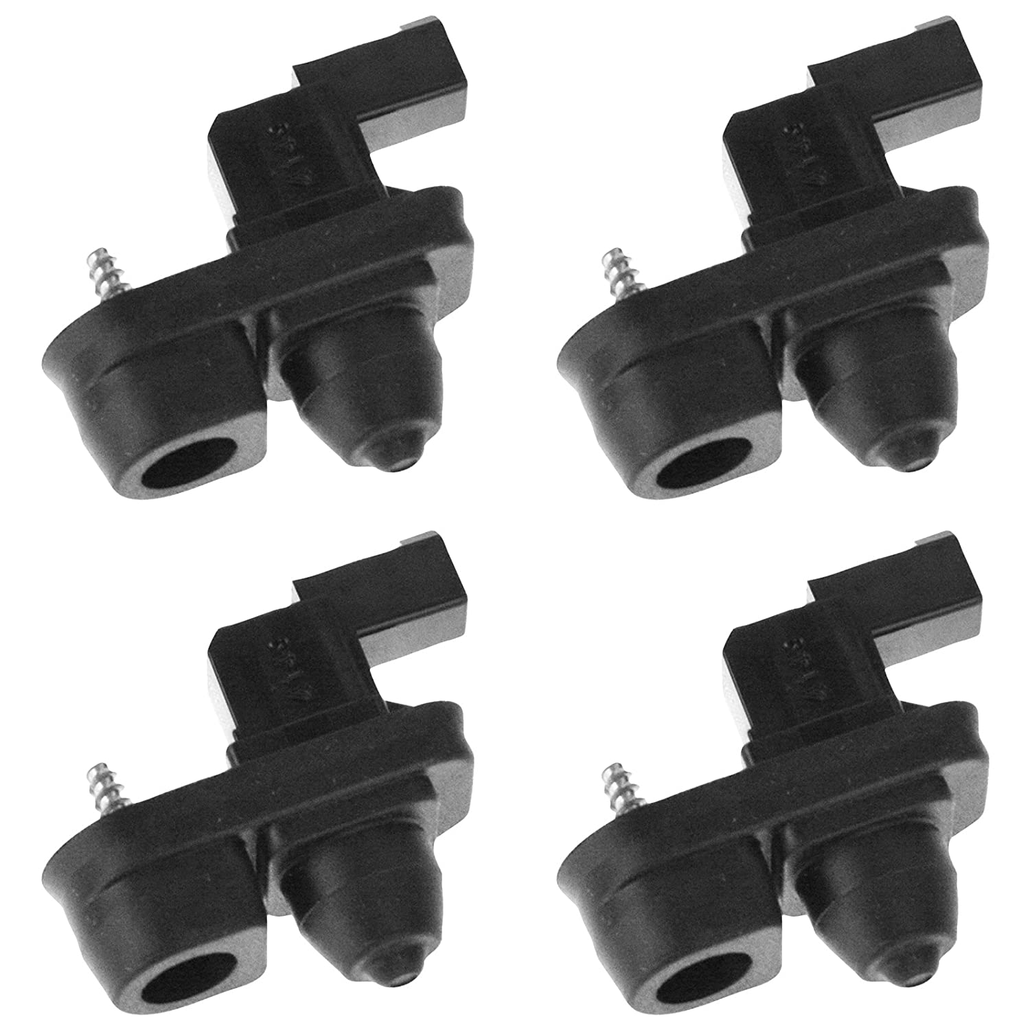 AC Delco 15905665 Door Jamb Switch Set of 4 LF LR RF RR for Chevy GMC Hummer
