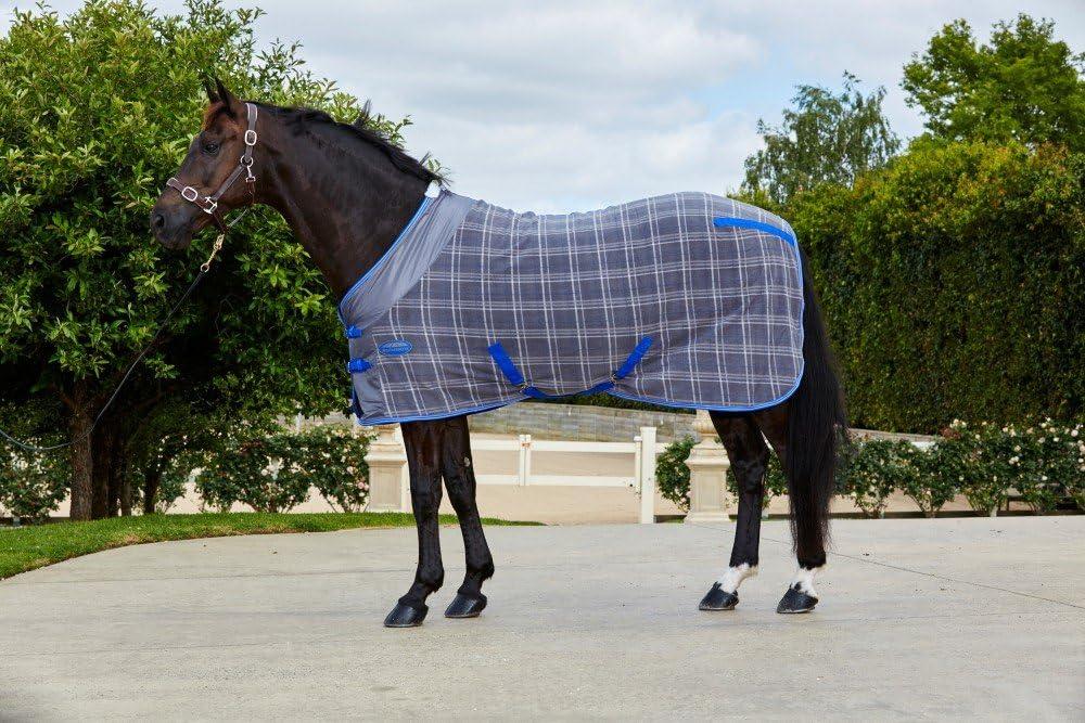 Weatherbeeta Fleece Cooler Combo Neck Turnout Blanket
