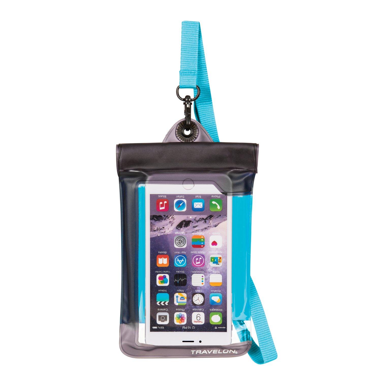 Amazon.com  Travelon Floating Waterproof Smart Phone Digital Camera Pouch c0c4f2a8d6587