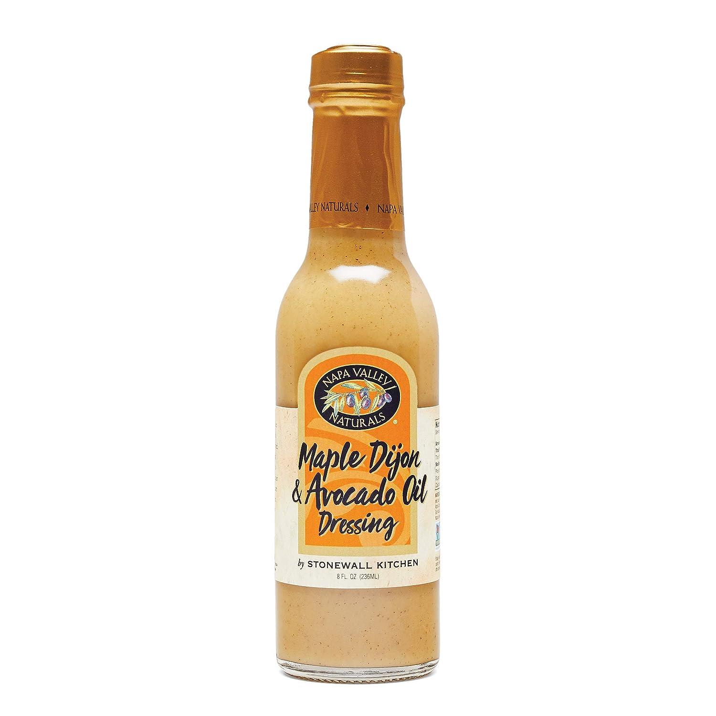 NAPA VALLEY NATURALS Maple Dijon & Avocado Oil Dressing, 8 FZ