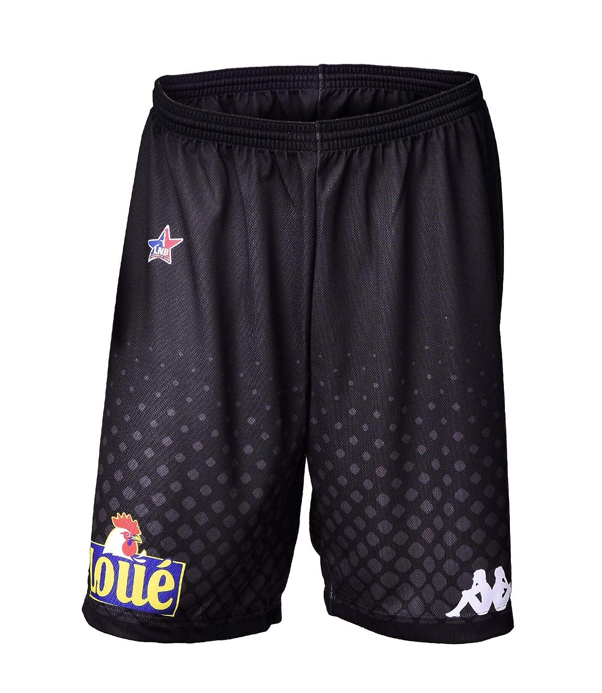 MSB Le MANS - Pantalón Corto de Baloncesto Oficial para niño ...