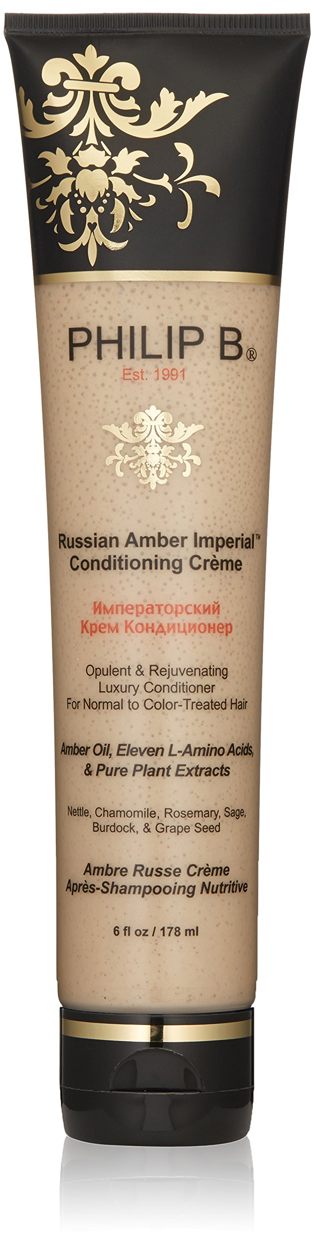 PHILIP B Russian Amber Imperial Conditioning Cream, 6 fl. oz.