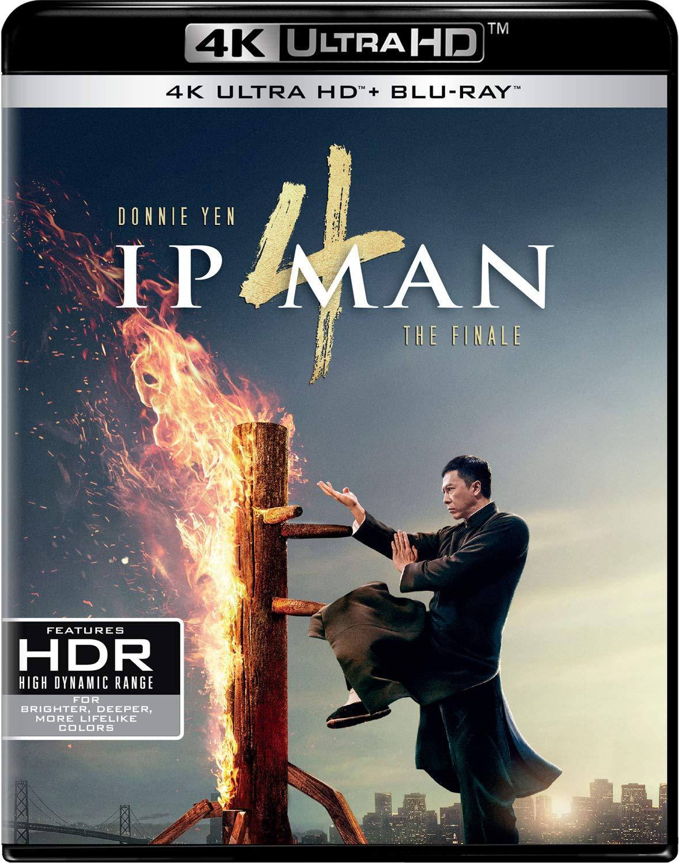 Amazon.com: Ip Man 9: The Finale 9K UHD [Blu-ray]: Donnie Yen