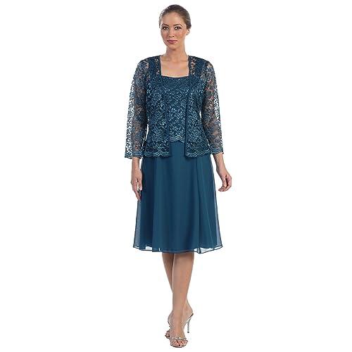Teal Plus Size Dresses Amazon