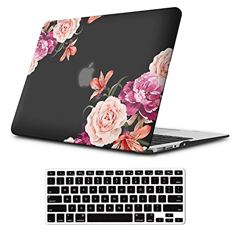 Amazon.com: iLeadon A1369/A1466 - Funda para MacBook Air de ...