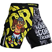 Shorts Hardcore Training Doodles Pantalones cortos MMA BJJ