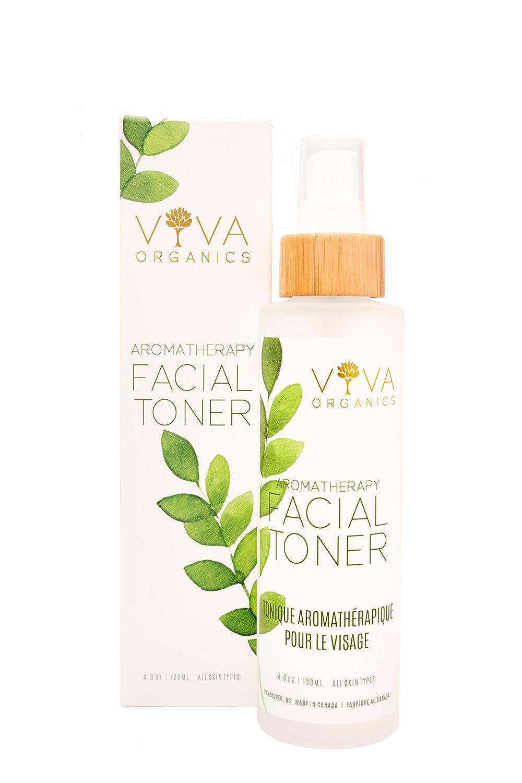 Viva Aromatherapy facial toner, 280 Grams, Clear Manufacturer