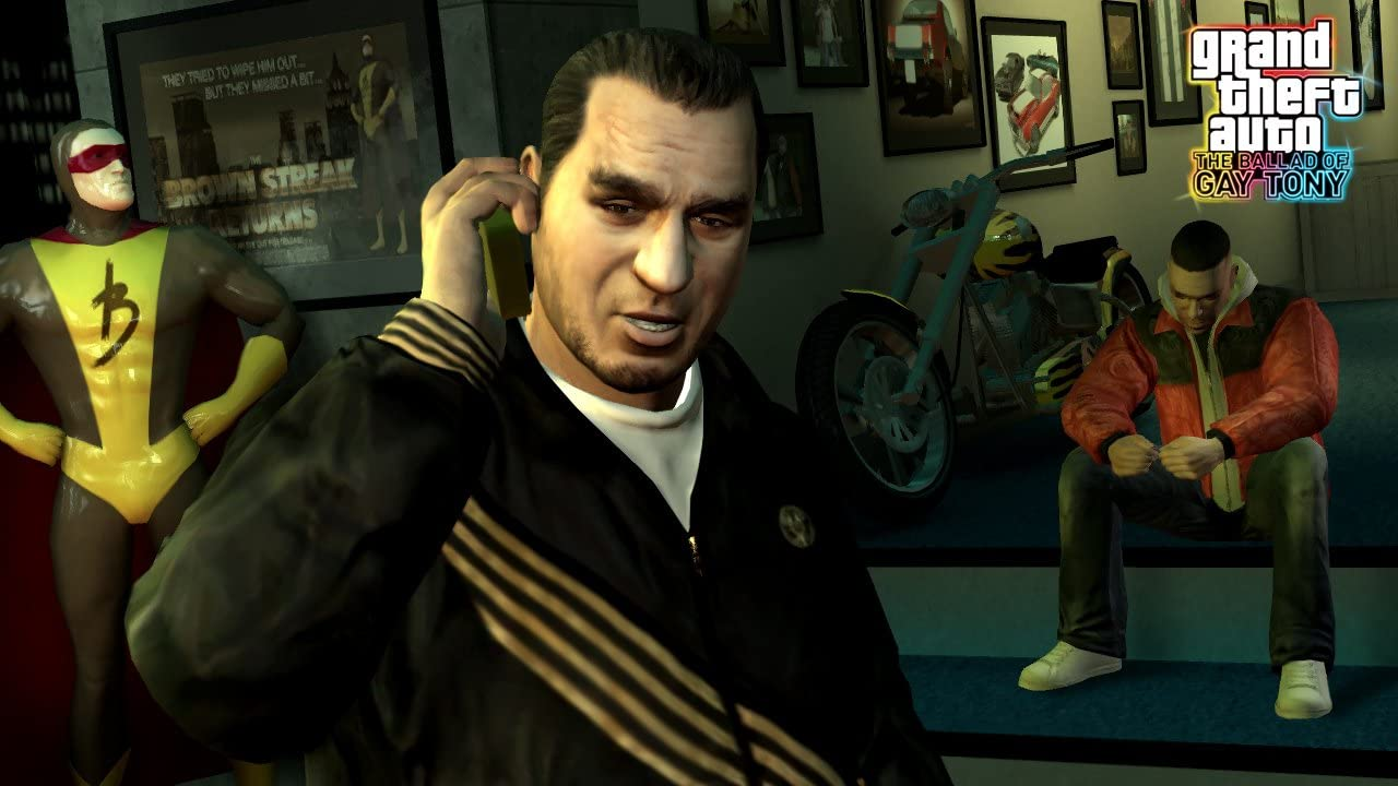 Gta 4 ballad of gay tony internet hookup