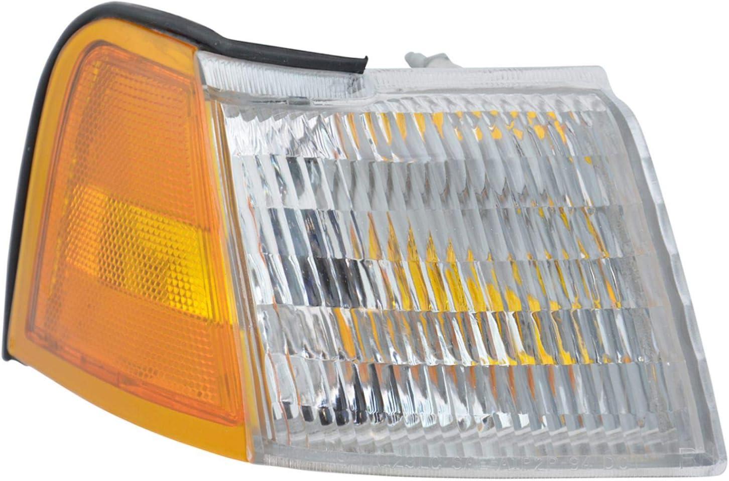 Side Corner Marker Parking Turn Signal Light Lamp Passenger Right RH for Odyssey