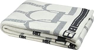 product image for in2green Stirrup Eco Throw - Milk/Alum/Smoke
