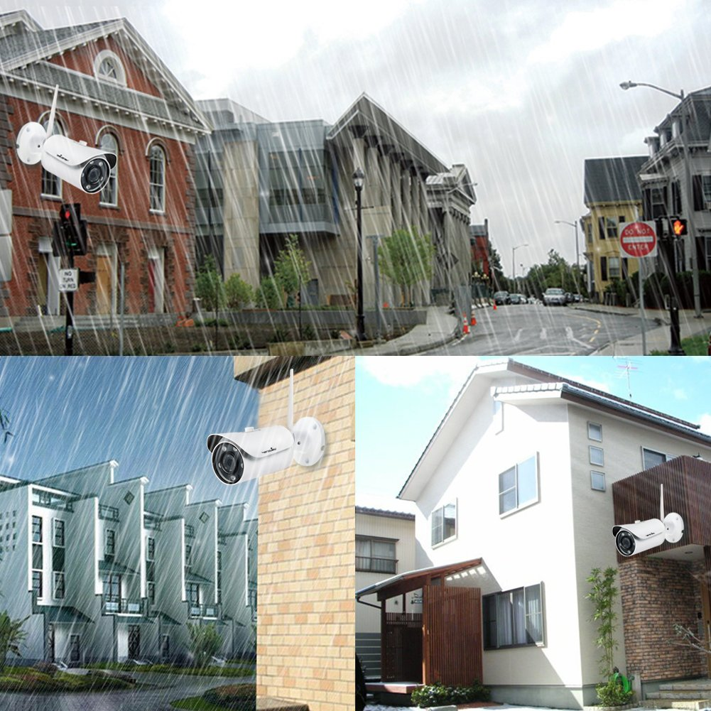 wansview überwachugskamera test