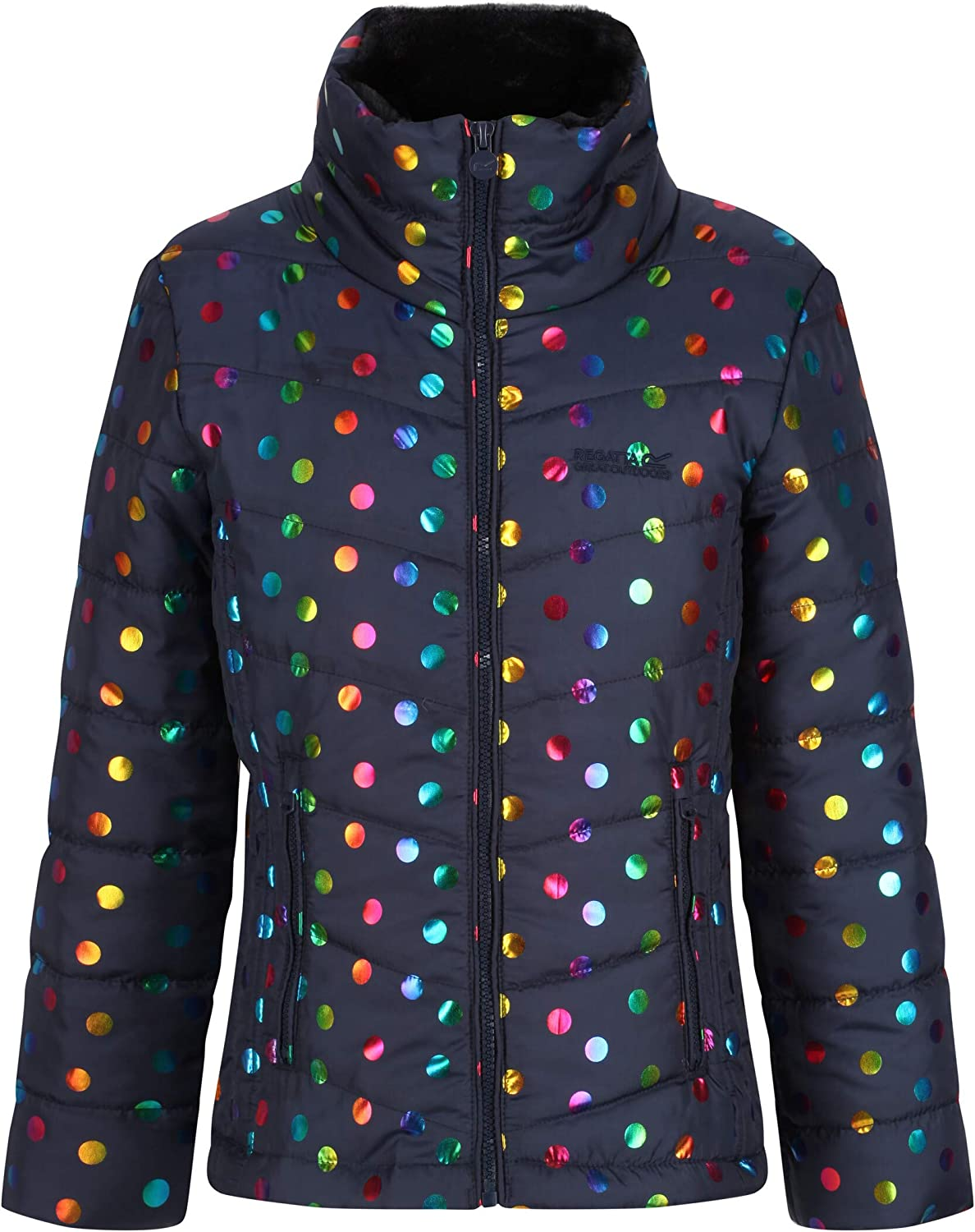 Regatta Kinder Wrenley with Cire Finish and Thermoguard Insulation Jacke