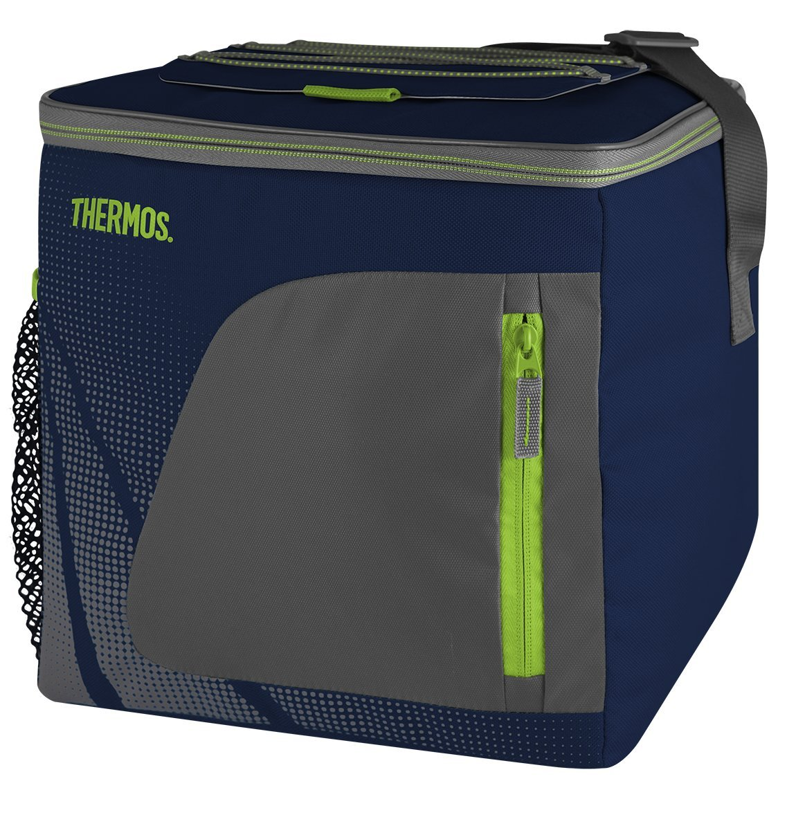 Thermos Radiance Bolsa térmica capacidad para latas color azul