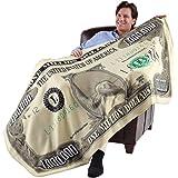 "Milion Dolar Fleece Throw Blanket (71"" X 35"")"
