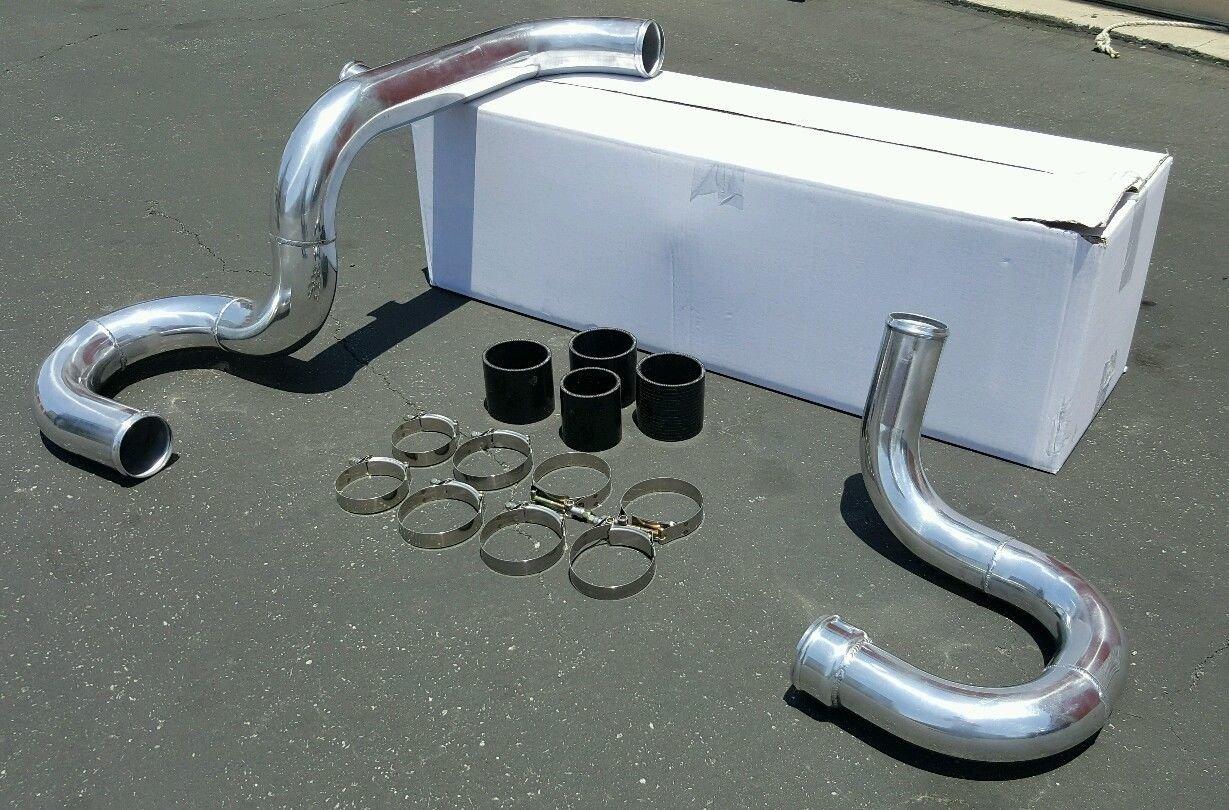 Turbo Intercooler de tuberías de kit para Honda Civic 92 - 00 D15 D16 B18 B20 Integra EG: Amazon.es: Coche y moto