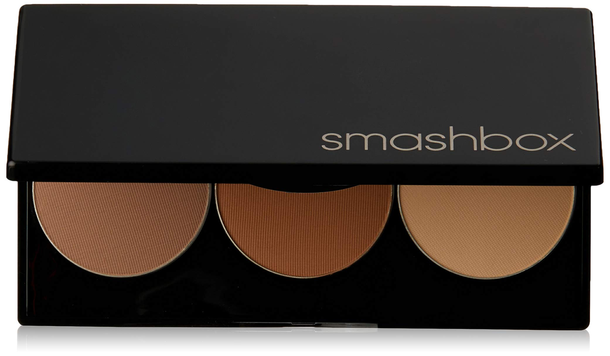 SmashBox Step By Step Contour Kit With Light Medium Brush, Brown, 4 Ounce by Smashbox