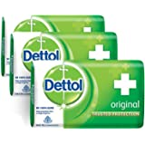 Dettol Soap, 2.5oz (Pack of 3)