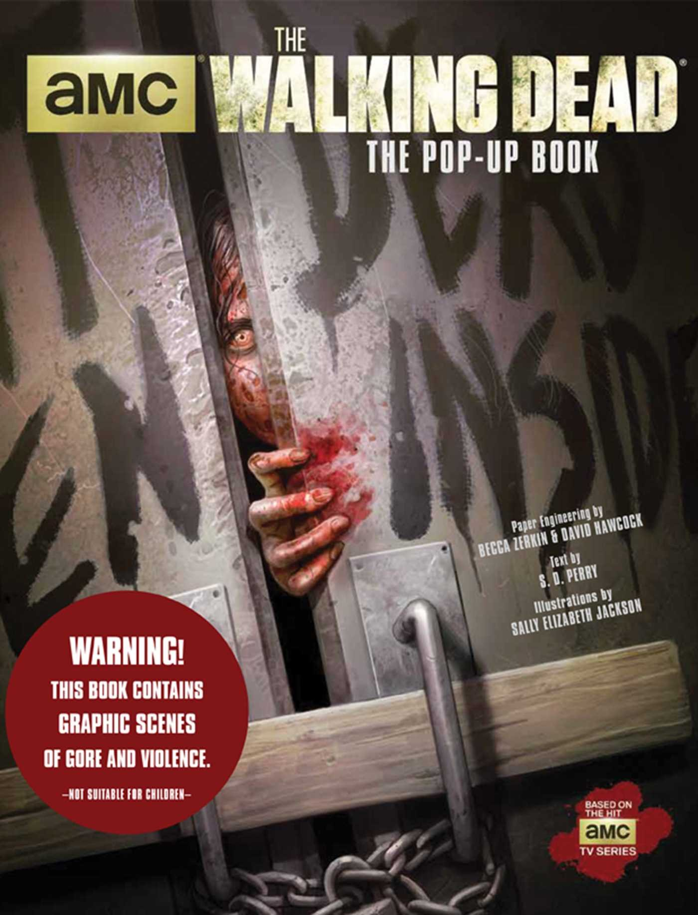The Walking Dead: The Pop-Up Book by Insight Editions
