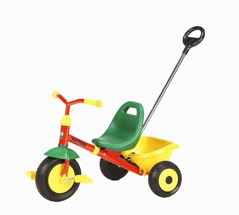 Kettler Kettrike Junior Tricycle With Push Handle