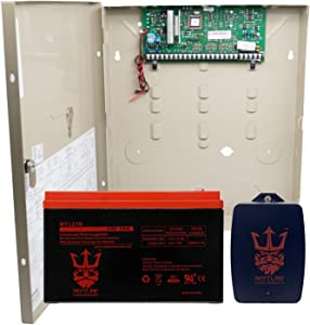 Honeywell VISTA-20P Ademco Control Panel with Neptune NT1270 Battery & Auto-Resetting Transfomer 16.5VAC 40VA