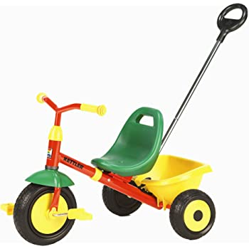 Amazon Com Kettler Kettrike Junior Tricycle With Push