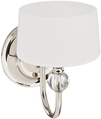 Progress Lighting P7049 104WB Fortune Collection 1 Light Wall Bracket Polished Nickel