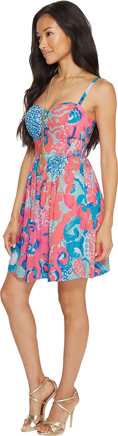 8091a60c902d Lilly Pulitzer Women's Christine Dress at Amazon Women's Clothing store: