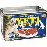 Canned Yeti Meat Plush