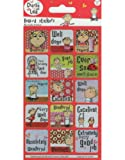 Charlie & Lola - Reward Sticker Pack (Stickers Only) Reusable {Sticker Style} by Charlie & Lola