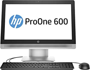 HP EliteOne 600 G2 23-inch Non-Touch All-in-One PC, 23 in, Intel Core i5@3.2 GHz, 16 GB DDR4, 1 TB SSD, Windows 10 Pro (Renewed)