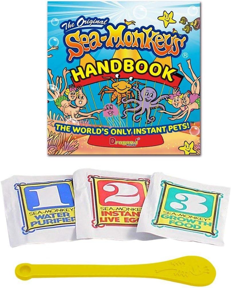 Sea Monkey's Original Instant Life, Toy