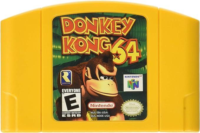 Donkey Kong 64,