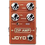 【国内正規品】JOYO ジョーヨー エフェクター ZIP AMP R-04 ディストーション (Xotic BB Preamp Comp スタイル) エフェクター