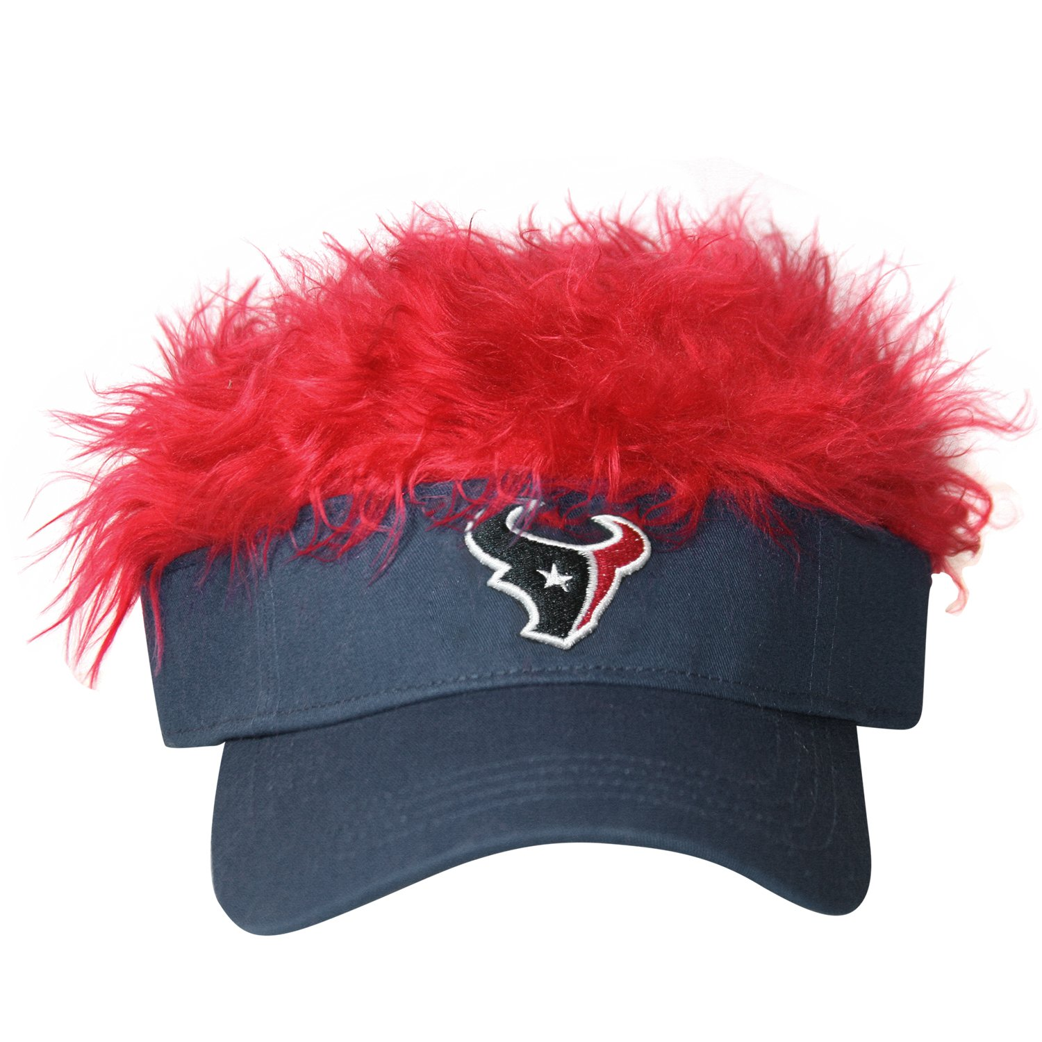 d5dabab8039ae Amazon.com   The Northwest Company NFL Altanta Falcons Flair Hair  Adjustable Visor
